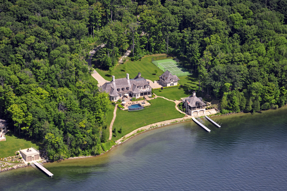 Residential Aerial Property Photography