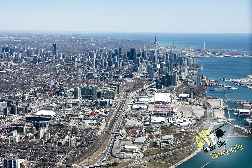 York region aerial photography
