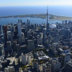 aerial photography Toronto