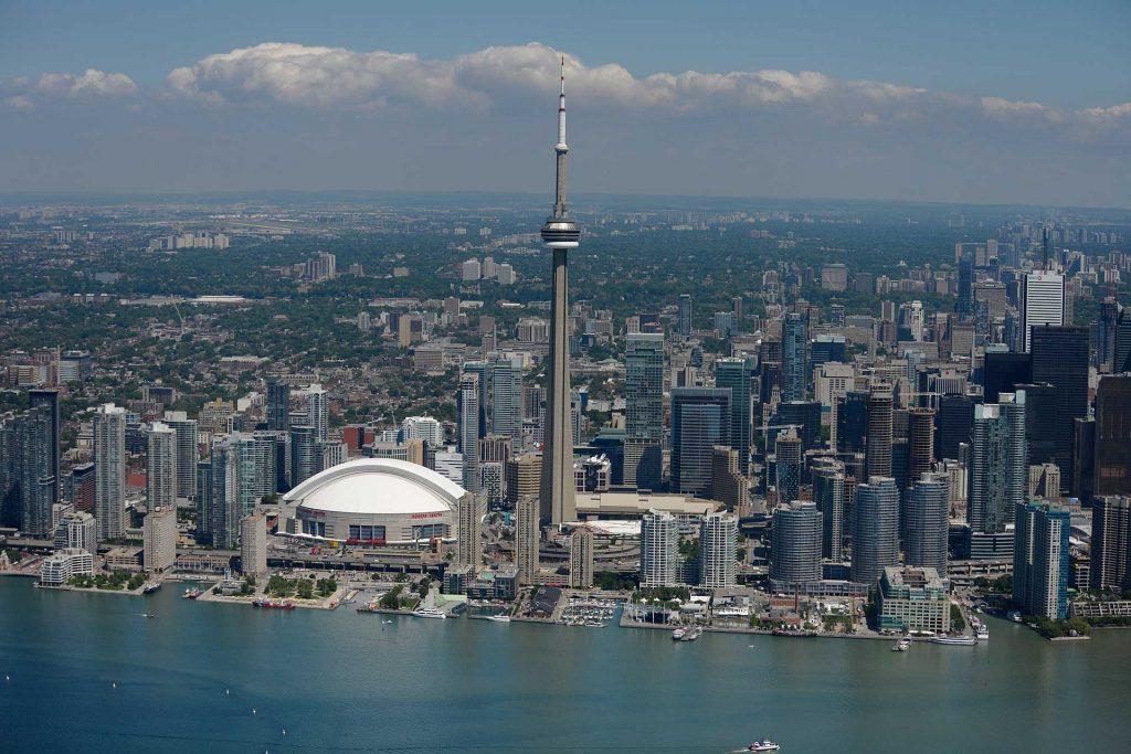 Aerial Photos Toronto GTA