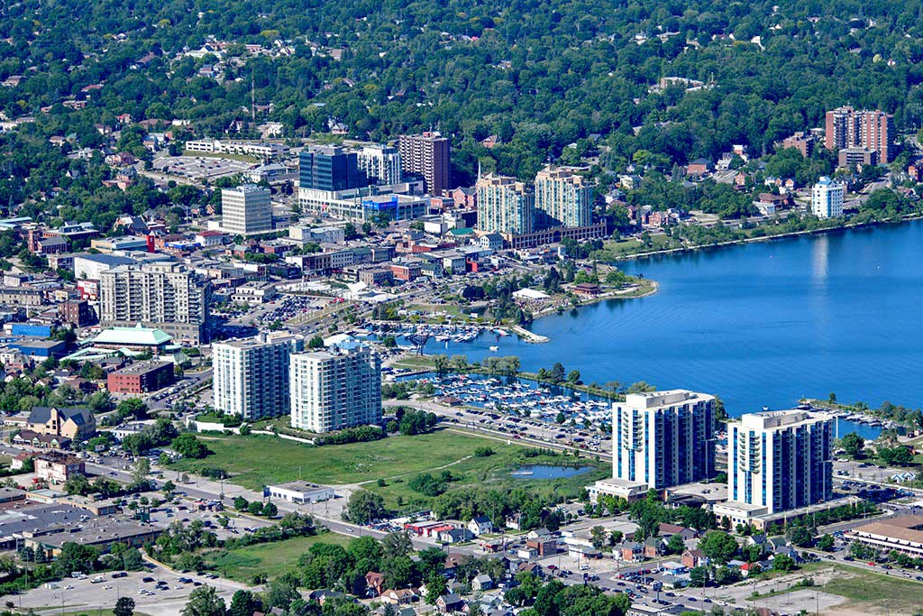 360 Aerial Photography Barrie