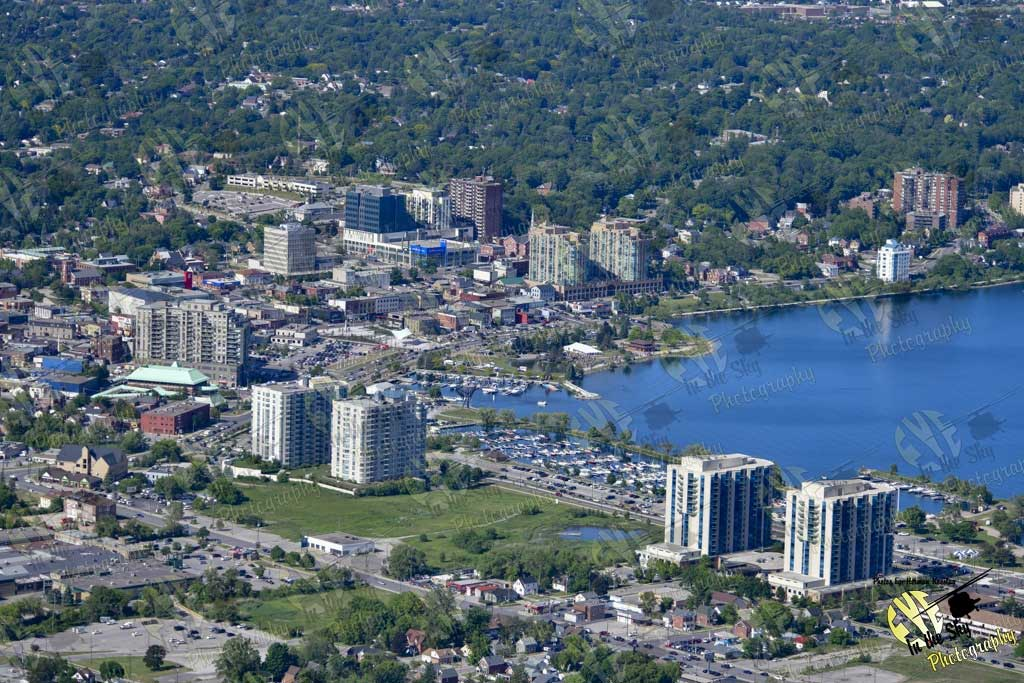 Eye In The Sky Captures Barrie's Beauty