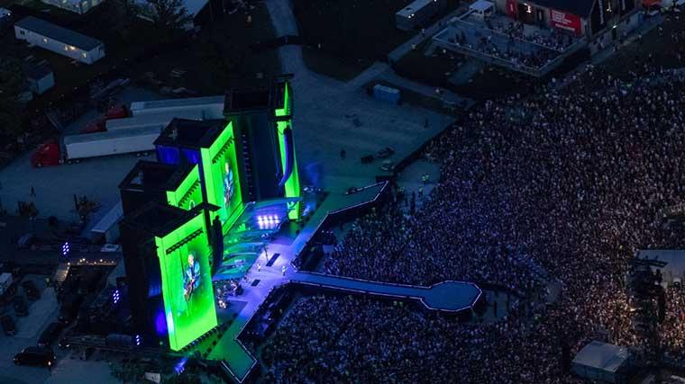 Rolling Stones Concert - 2019