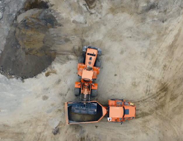 Partnership with UAV Ontario & DVI Group