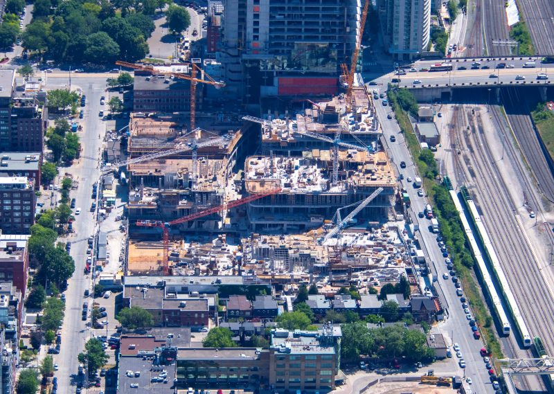 Eye in The Sky: Trusted Aerial Photography for Your Construction survey In Ontario