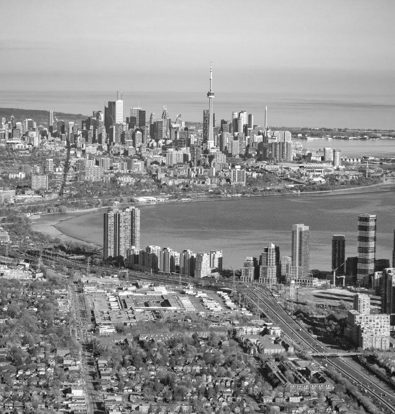 Aerial Photography Etobicoke