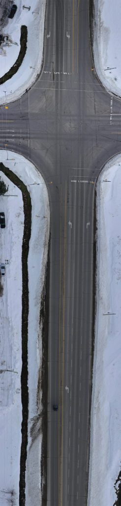 Road Corridor Mapping